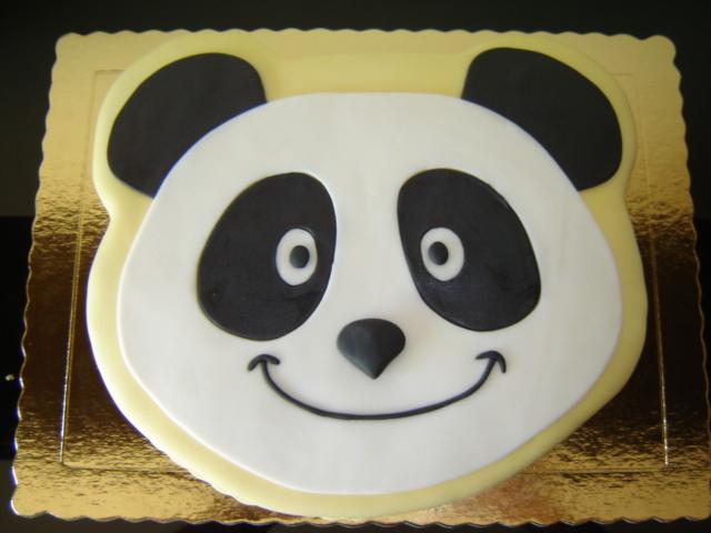 Bolo Panda   Infantil   .boloarte.pt