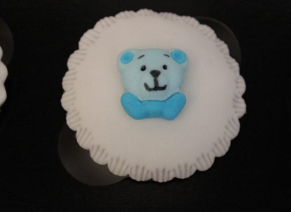 Cupcake's Batizado Passarinho