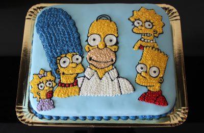 Homer, Bart, Lisa